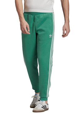 adidas originals joggingbroek »3-stripes pant« groen