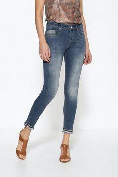 att jeans 5-pocket jeans blauw
