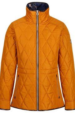 regatta gewatteerde jas »great outdoors damen cyanne« oranje