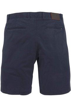 joop jeans chino-short blauw