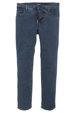pioneer authentic jeans stretch jeans blauw