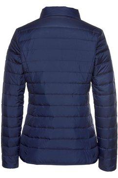 icepeak gewatteerde jas »peoria« blauw