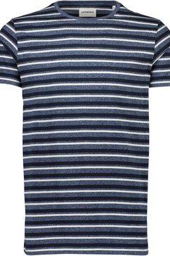 lindbergh t-shirt blauw