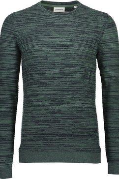 lindbergh gebreide trui blauw