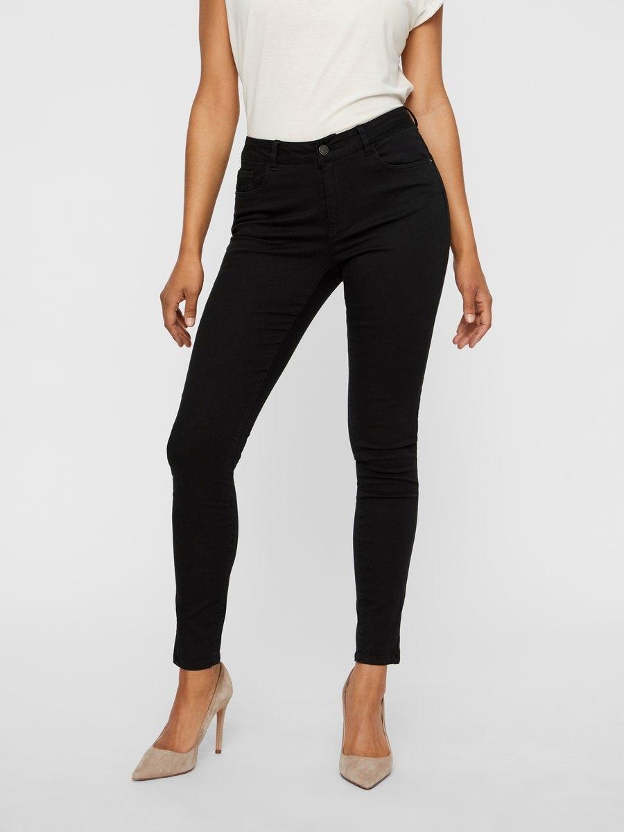 Op zoek naar een VERO MODA Seven Regular Waist Ankle Jeans? Koop online bij OTTO