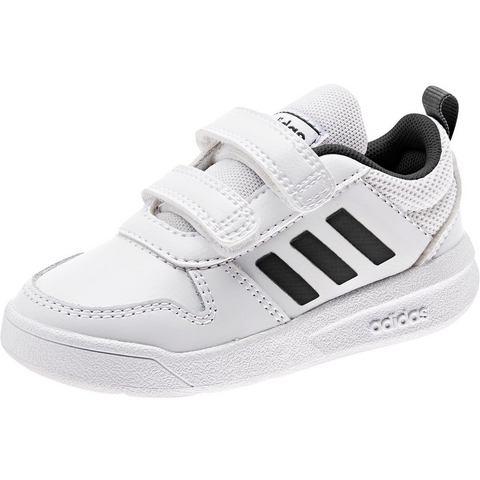 adidas performance kids Tensaur I sportschoenen wit-zwart