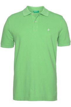 united colors of benetton poloshirt groen