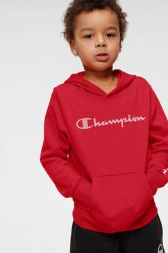 champion hoodie »hooded sweatshirt« rood