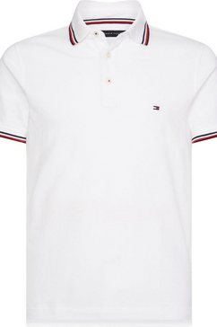 tommy hilfiger poloshirt »tommy tipped slim polo«