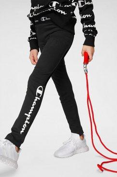 champion legging »leggings« zwart