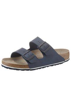 birkenstock slippers »arizona« blauw