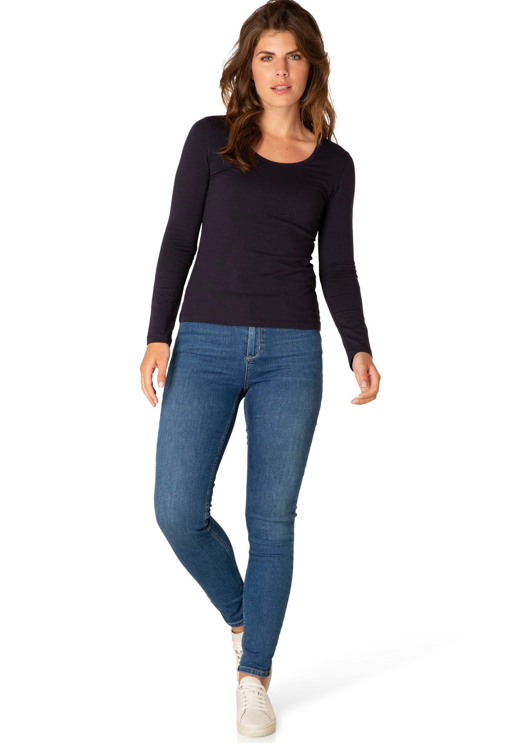 BSIC by Yest shirt met lange mouwen »Yamara« goedkoop op otto.nl kopen