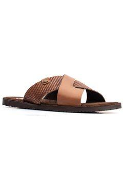 base london slippers »leo« bruin