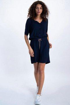 garcia korte jumpsuit blauw