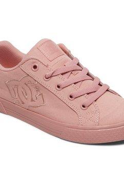 dc shoes schoenen »chelsea tx« roze