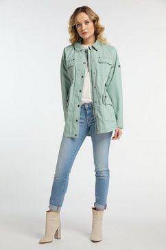 field-jacket blauw
