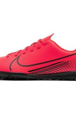 nike voetbalschoenen »mercurial jr vapor 13 club tf« rood