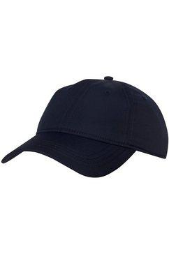 lacoste baseballcap blauw