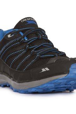 trespass sneakers »herren turnschuhe pace leicht« zwart