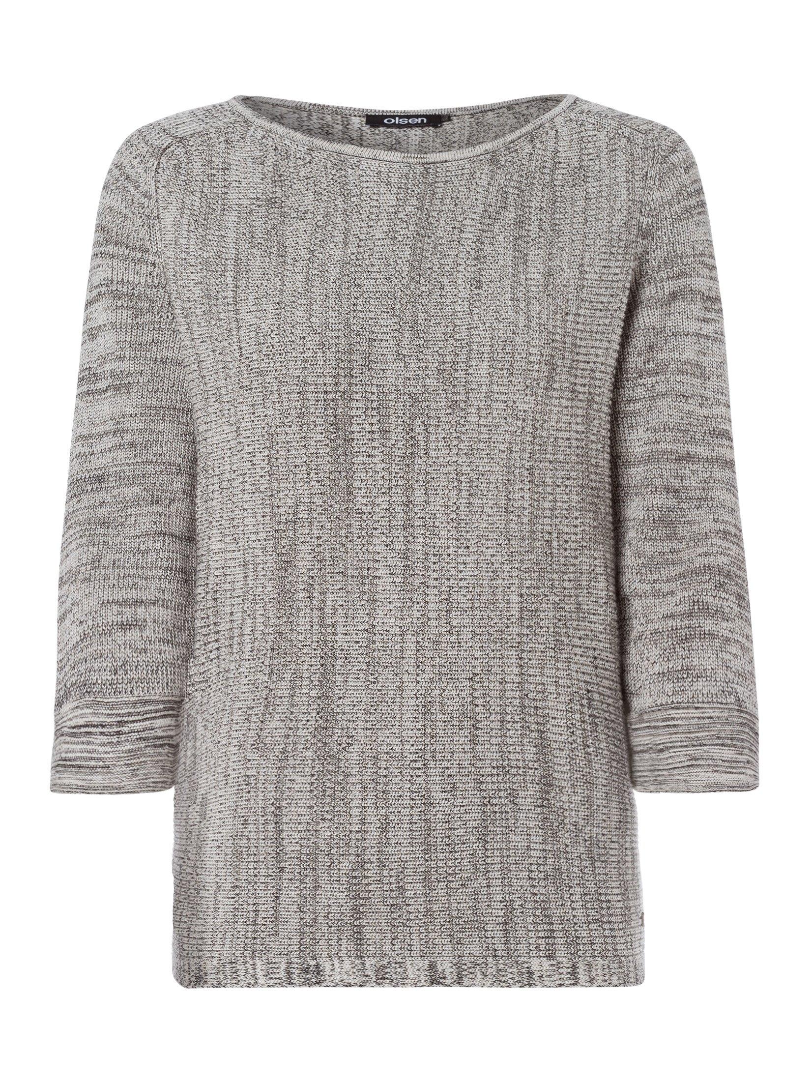 Olsen trui met 3/4-mouwen veilig op otto.nl kopen