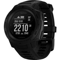 garmin smartwatch instinct tactical zwart