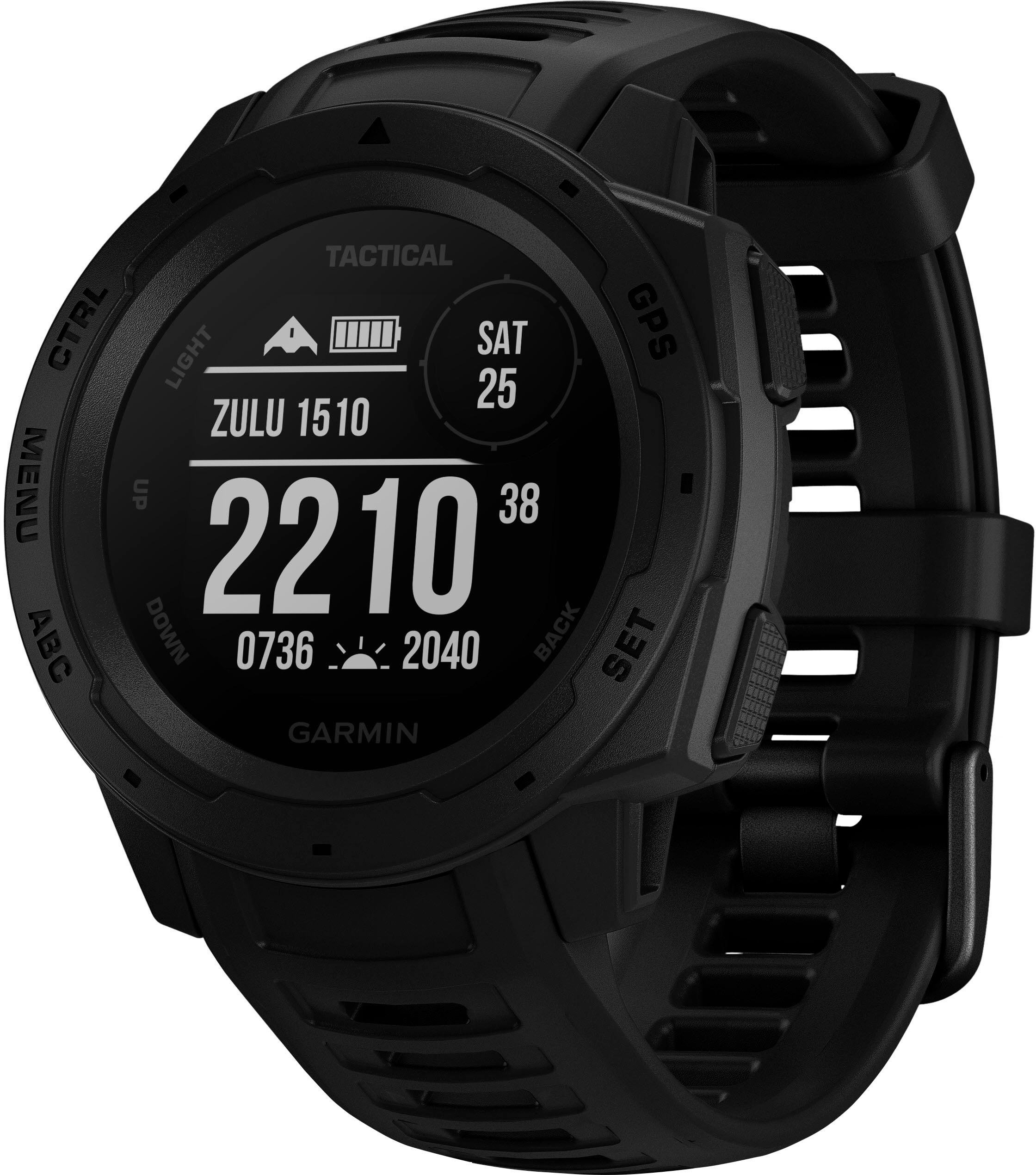 Garmin smartwatch Instinct Tactical - gratis ruilen op otto.nl