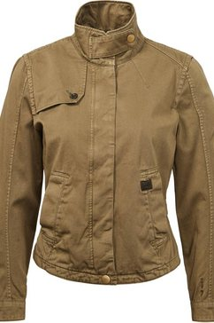 g-star raw blouson »slim overshirt« groen