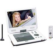 lenco draagbare dvd-speler »dvp-1063wh« (dvb-t2 tuner) wit