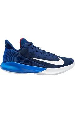 nike basketbalschoenen »precision iv« blauw