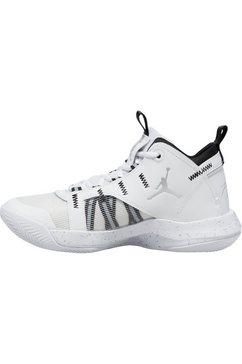 jordan basketbalschoenen »jumpman 2020« wit