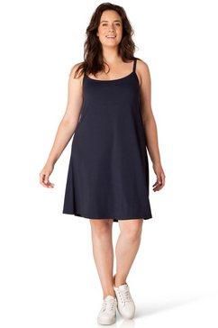 bsic by yesta jurk in overgooiermodel »alissa« blauw