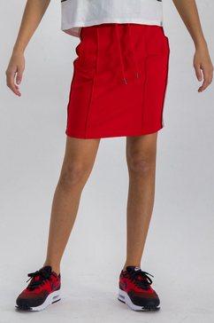 garcia rok in a-lijn rood