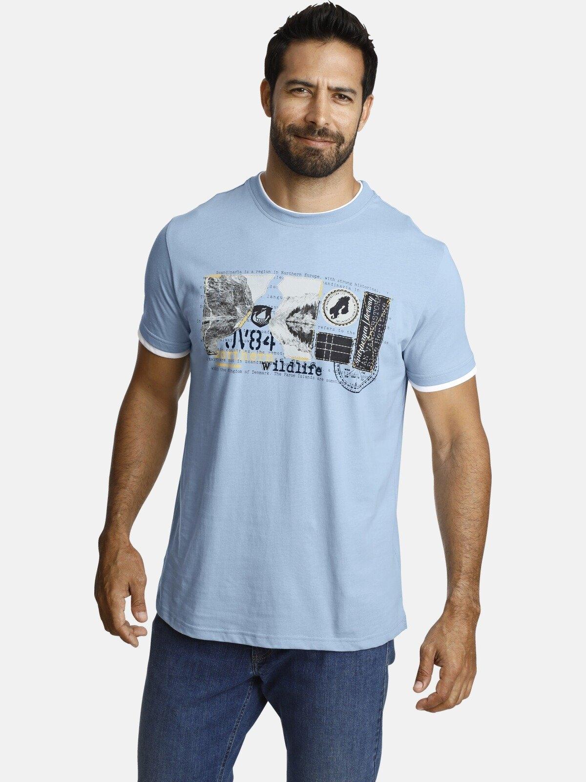 Jan Vanderstorm T-shirt »ERLING« veilig op otto.nl kopen