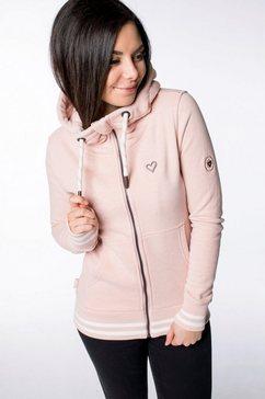alife and kickin sweatshirt »yasminak c« roze