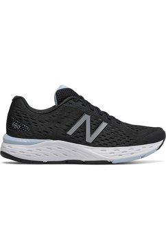 new balance runningschoenen »w 680« zwart