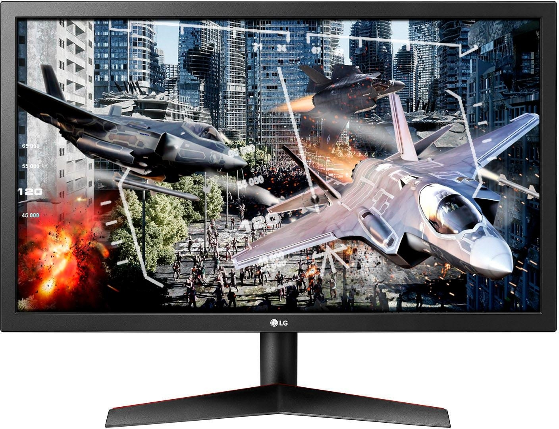 LG gaming-monitor 24GL600F, 60 cm / 24