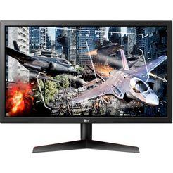 lg gaming-monitor 24gl600f zwart