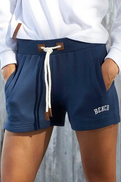 bench. sweatshort »basic tricolour« blauw