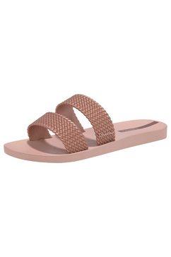 ipanema sandalen »city fem« roze