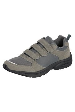 lico klittenbandschoenen »sportschuh und halbschuh« grijs