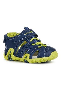 geox kids babyschoentjes »b sandal kraze« blauw