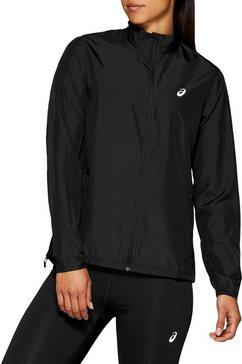 asics runningjack »outerwear jacket« zwart