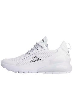 kappa sneakers »colp oc« wit