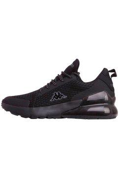 kappa sneakers »colp oc« zwart