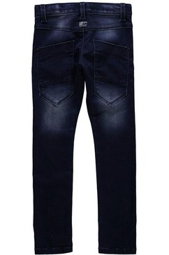 name it stretch jeans »nitclassic dark xslxsl d« blauw