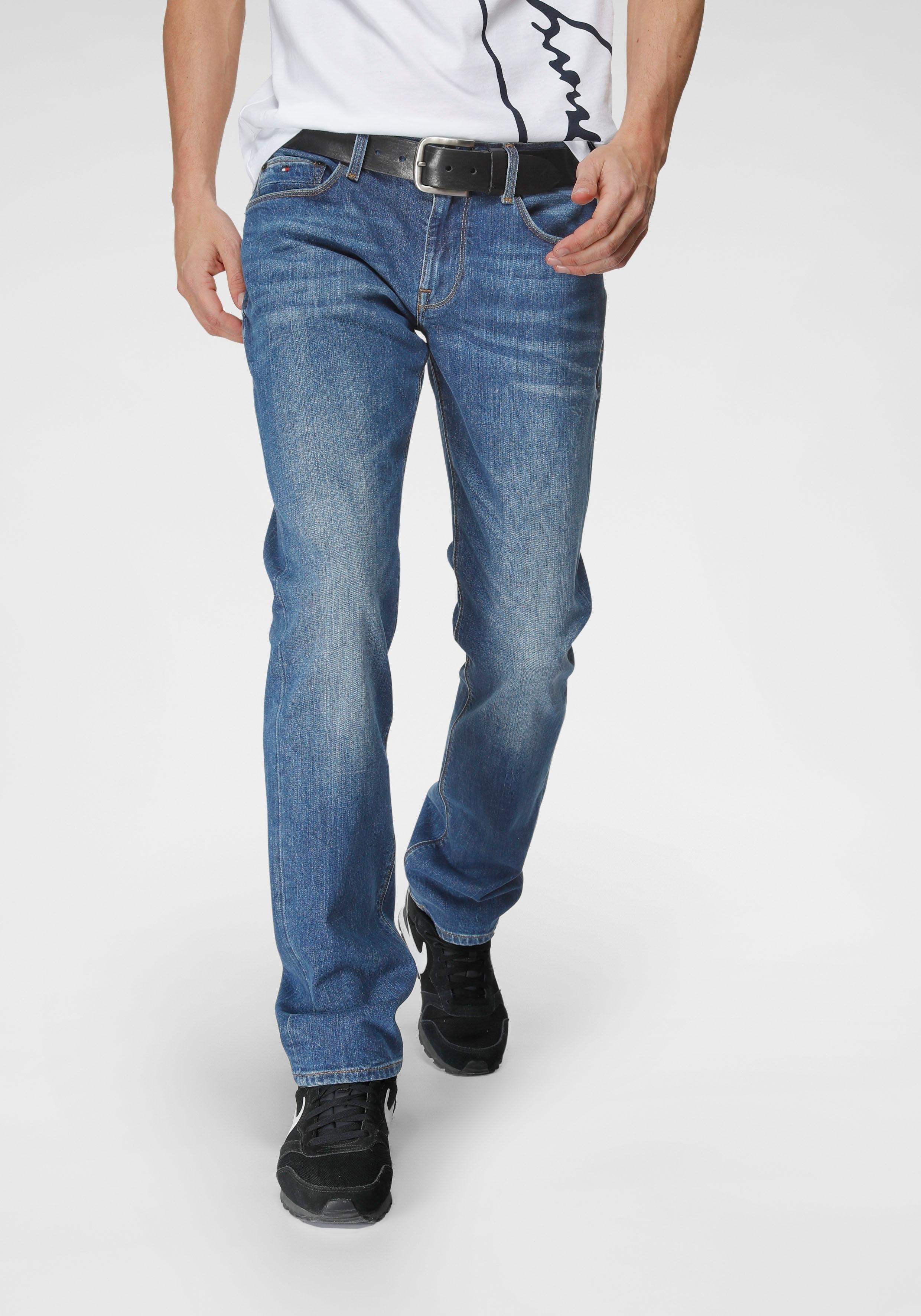 TOMMY HILFIGER jeans »CORE DENTON STRAIGHT JEAN« bestellen: 30 dagen bedenktijd