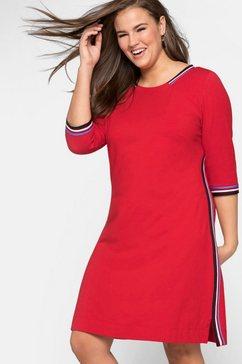 sheego shirtjurk rood