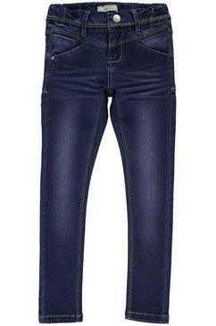 name it stretch jeans »nitsus indigo k skinny dnm pant noos« blauw