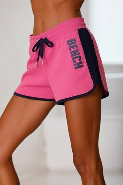 bench. sweatshort »bench contrast« roze