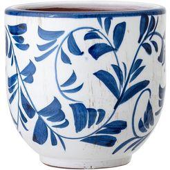 bloomingville siervaas blauw
